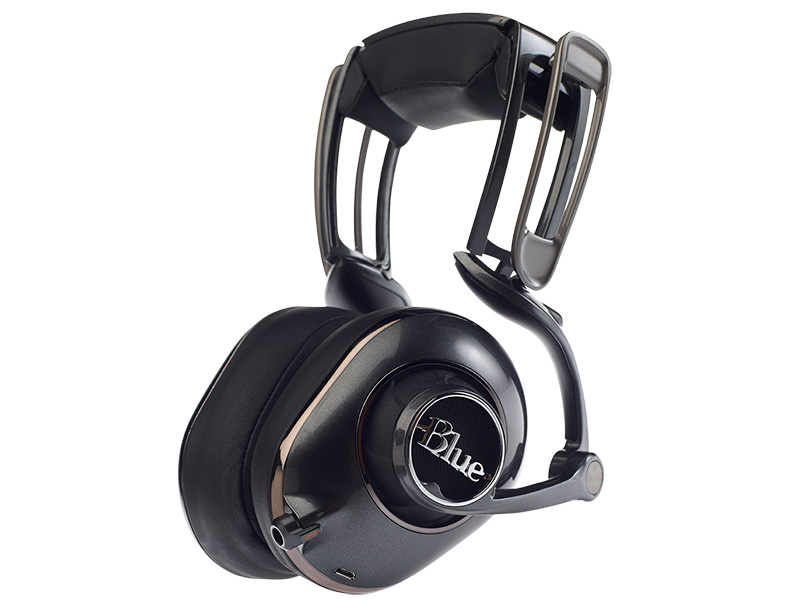 Blue Mo-Fi Powered High-Fidelity Headphone
