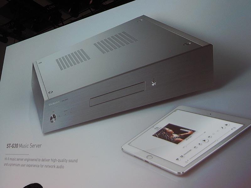 SSD内蔵サーバーのST-G30