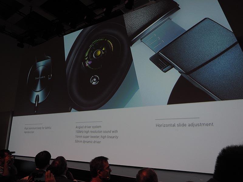 テクニクスヘッドフォンの技術特徴