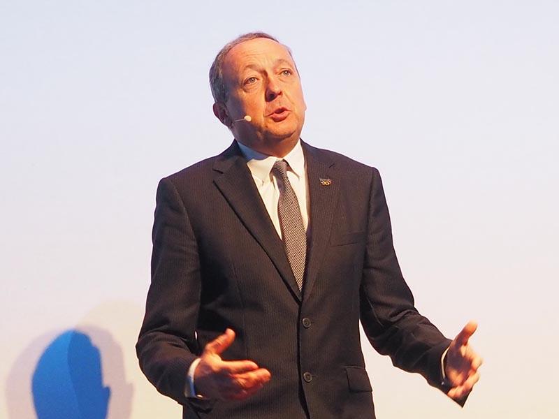 欧州パナソニックのLaurent Abadie CEO