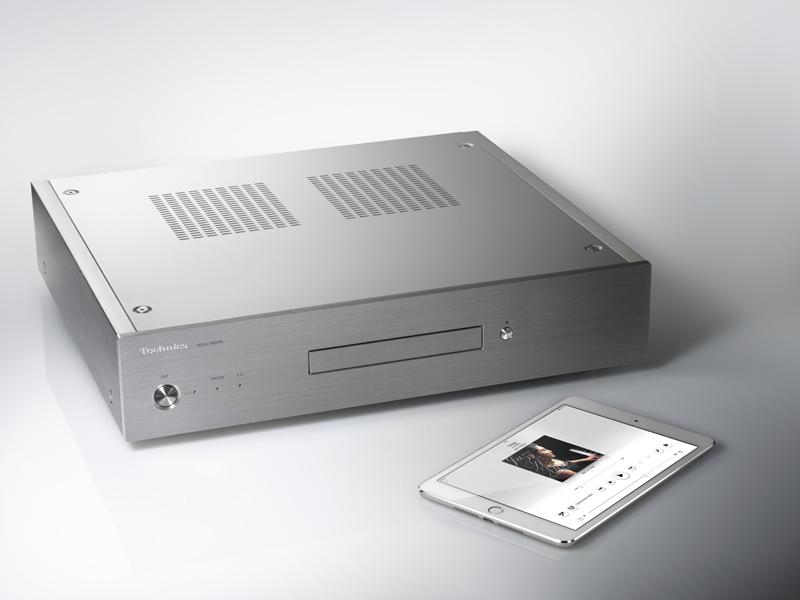 リッピング機能付きのミュージックサーバー「ST-G30」
