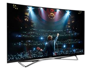 欧州に投入する有機EL(OLED)テレビ「CZ950シリーズ」