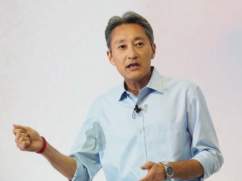 平井一夫CEO
