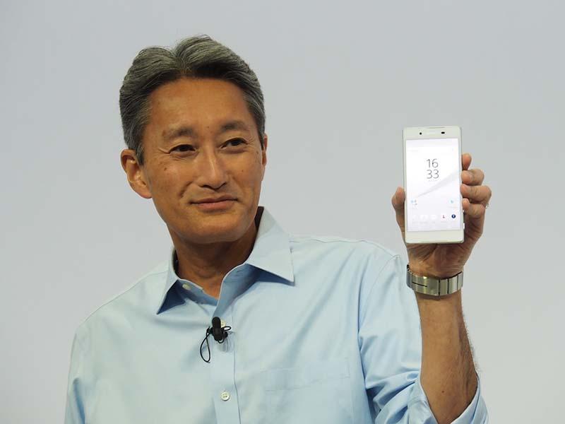 平井CEOはXperia Z5でもハイレゾをアピール