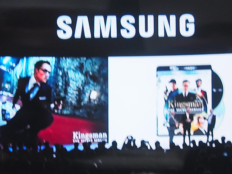 4K BDソフト「Kingsman:The Secret Service」がFOXから登場予定