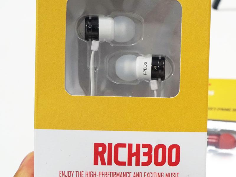 「RICH300」の白モデル
