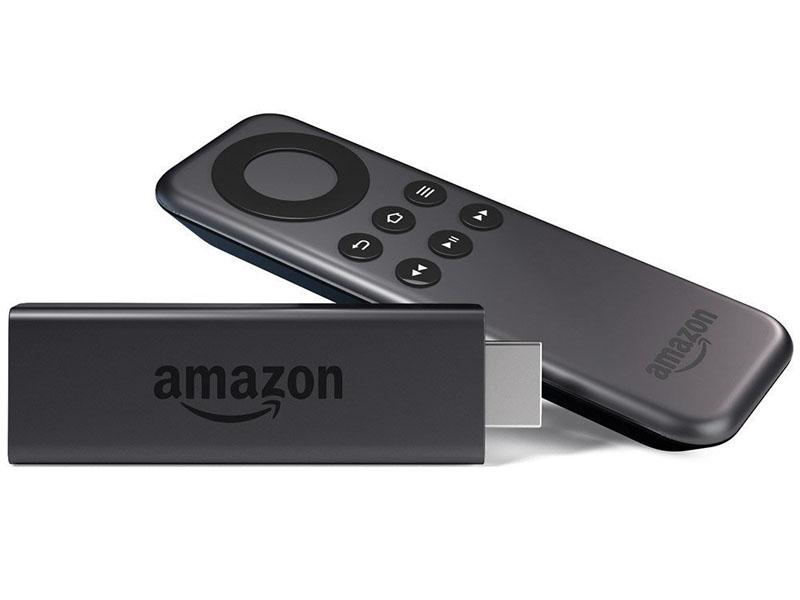テレビに接続するスティック型デバイス「Fire TV Stick」