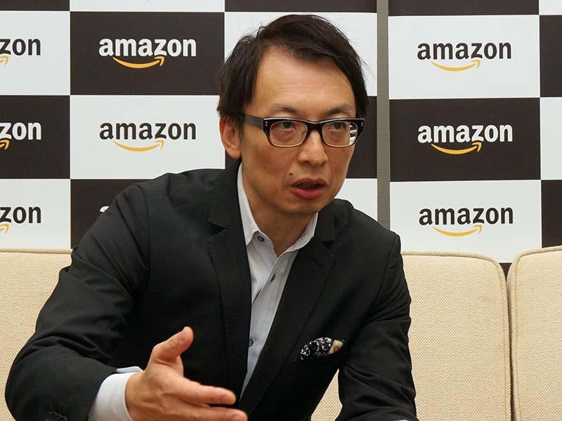 アマゾン・ジャパン ジャスパー・チャン社長