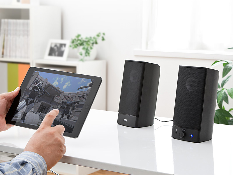 Bluetoothでワイヤレス再生の使用イメージ