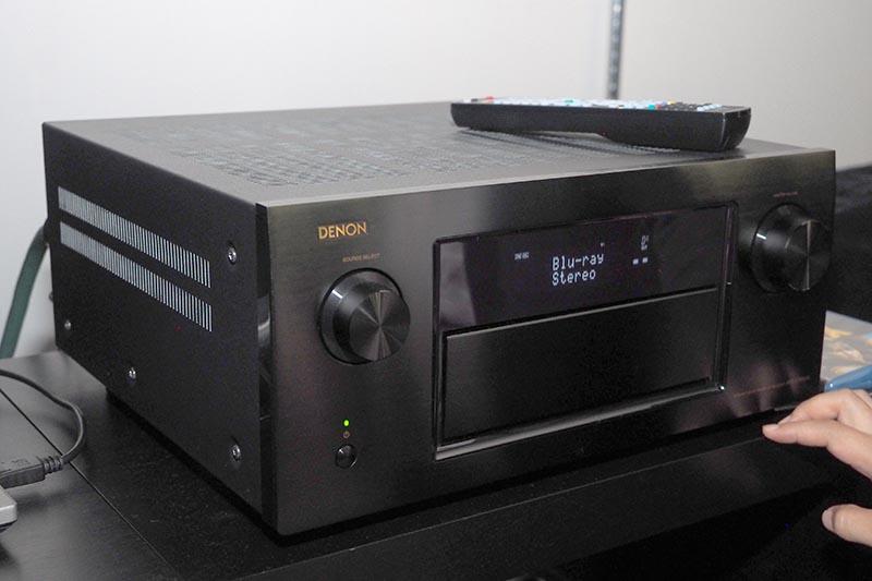 デノン「AVR-X7200WA」