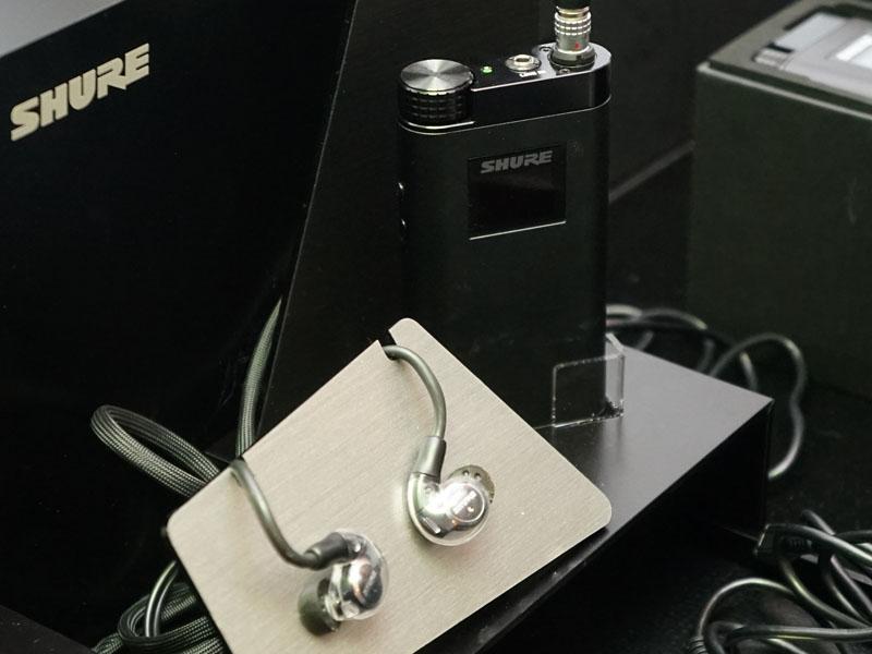 コンデンサ型イヤフォン「KSE1500」