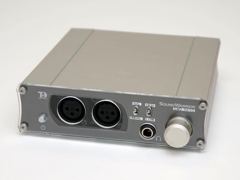 「SWD-HA10」。デザインは最終ではない