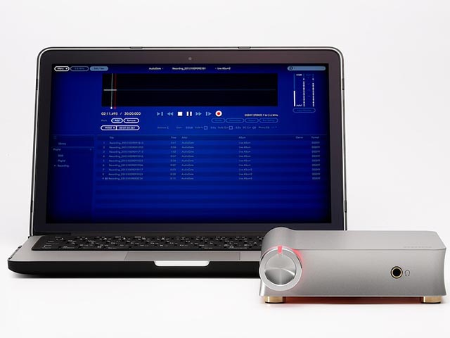 AudioGate 4とDS-DAC-10Rの組み合わせ
