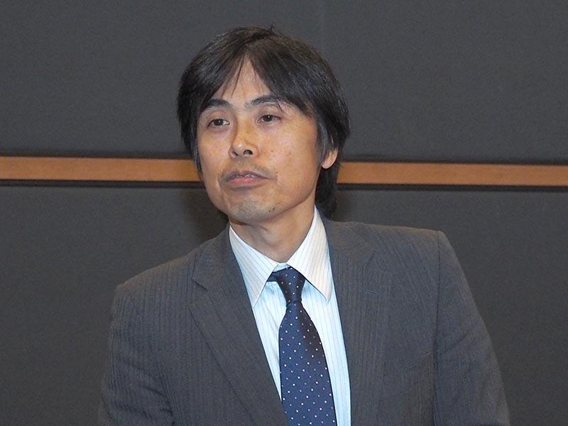 蛭田博幸氏