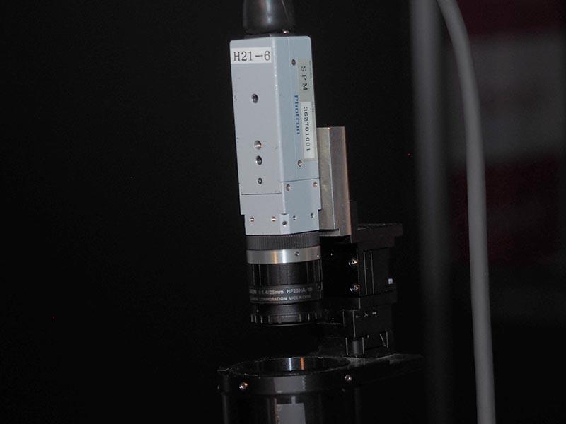 高速撮影のカメラ部