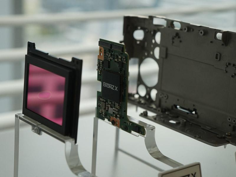 映像処理エンジンは「BIONZ X」