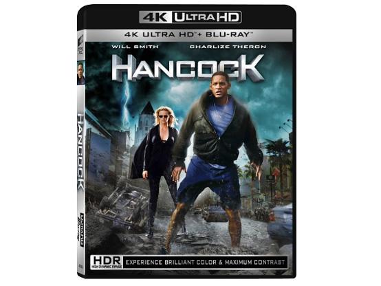 Ultra HD Blu-rayのハンコック