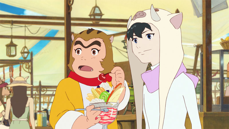 """<span class=""""fnt-70"""">(C)2015 THE BOY AND THE BEAST FILM PARTNERS</span>"""