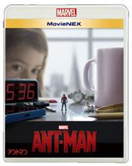 """アントマン MovieNEX<br class=""""""""><span class=""""fnt-70"""">(C)2015 Marvel</span>"""