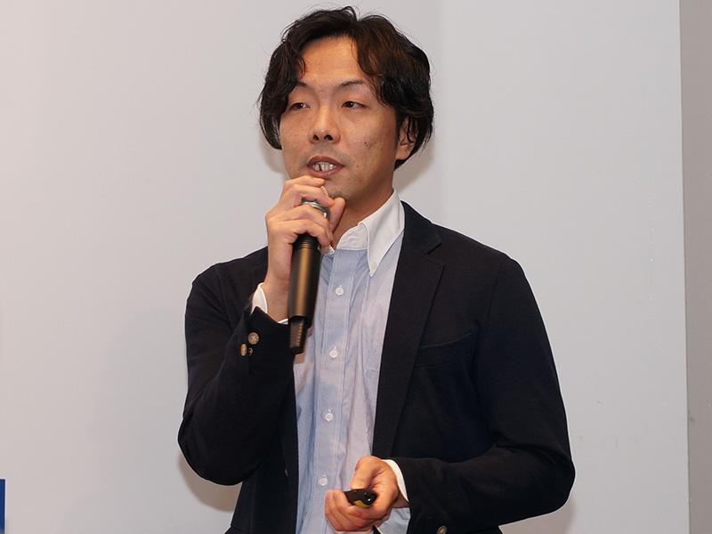 GYAO!サービスマネージャーの間宮直樹氏