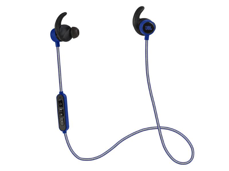 Bluetoothヘッドフォン「REFLECT MINI BT」のブルーモデル