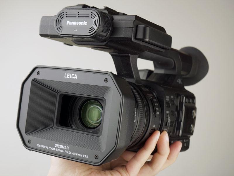 パナソニック「HC-X1000」