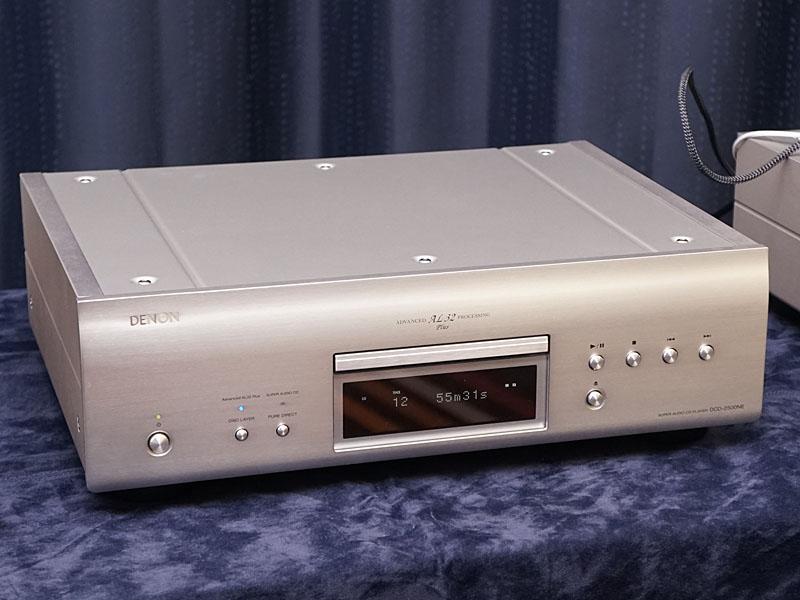 SACDプレーヤー「DCD-2500NE」