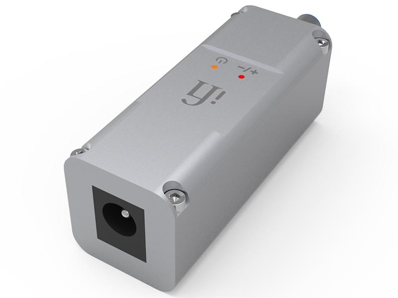 5.5×2.1mmのDCコネクタを備える