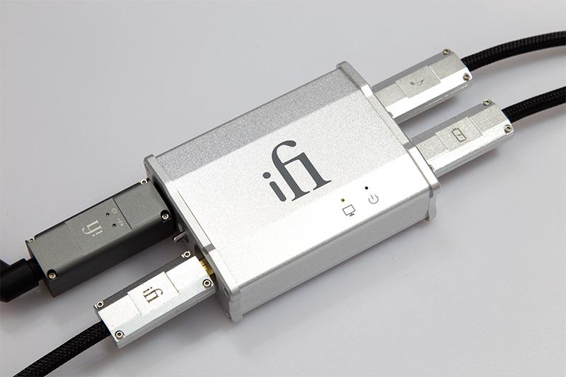 iFI-Audio製品などと組み合わせて使える