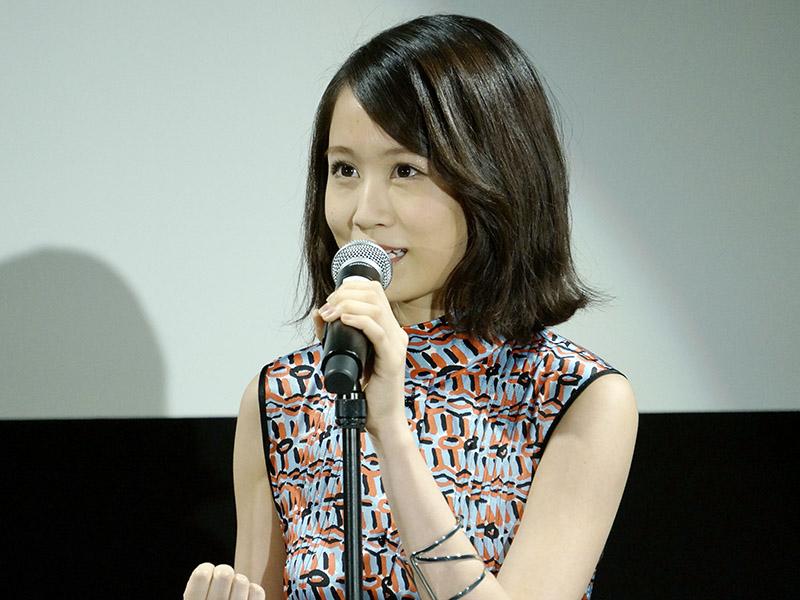 「マッドマックス 怒りのデスロード」の魅力を語る前田敦子さん