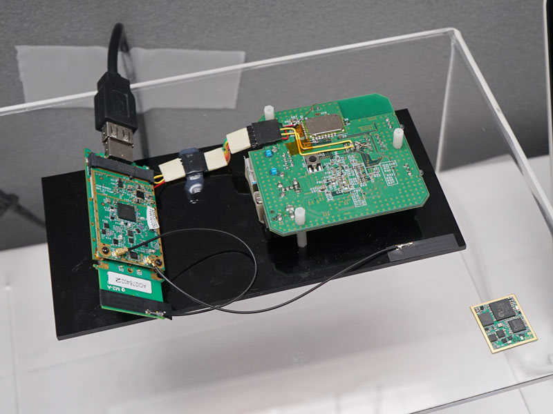 インターネット環境が無い場所でも設置できるIoTセンサー