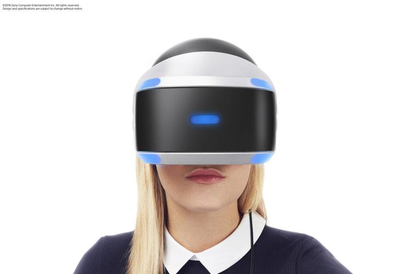 PlayStation 4用HMD「PlayStation VR」