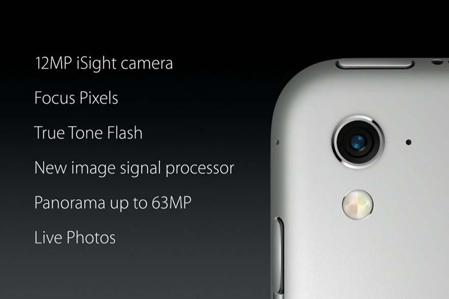 カメラ機能を強化