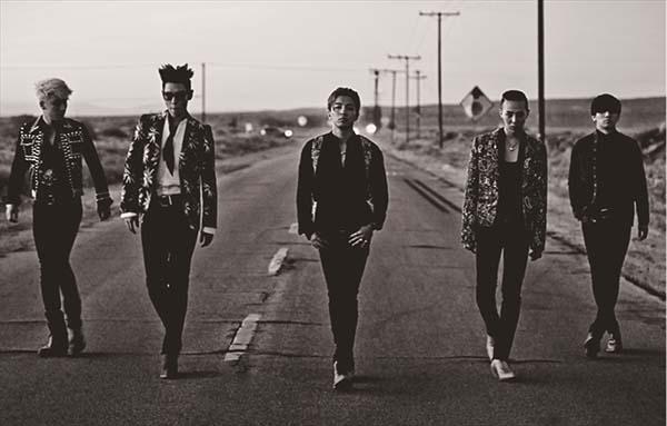 BIGBANGライブの生配信なども実施した