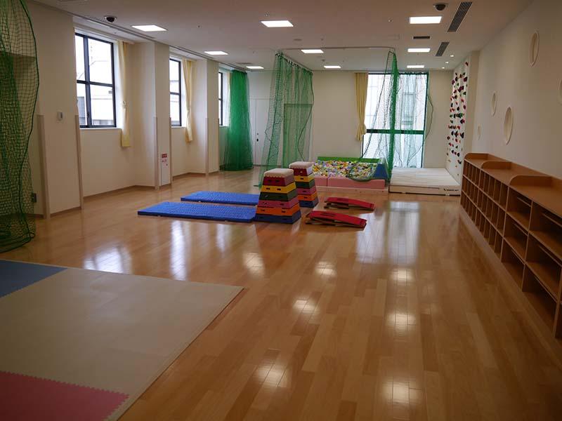 5階から7階までは、福岡市立中央児童会館「あいくる」が入居