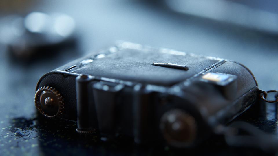 HDR(左)とSDR(右)の比較イメージ。HDRは明るい部分や暗い部分もディテールを表現可能(SDRは、効果を分かりやすく紹介するために加工した参考画像)