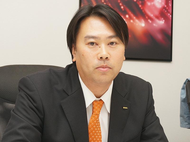 dts Japan 黒川剣代表取締役