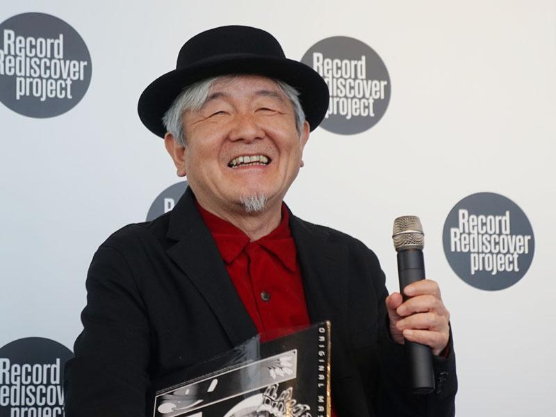ミュージシャンの鈴木慶一さん