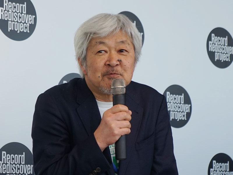 オーディオ評論家の和田博已さん