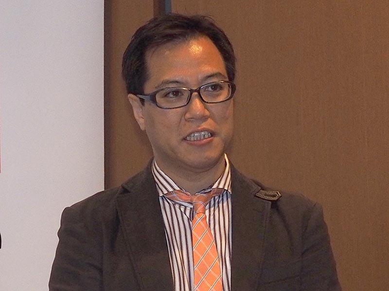 アドビシステムズの古田正剛マーケティングマネージャー