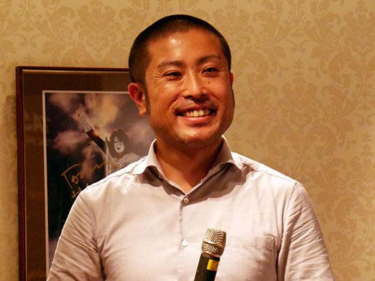 進行を務めた、e-onyko musicを運営する黒澤拓氏