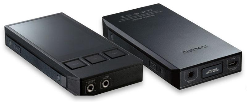 ポータブルハイレゾプレーヤー「DX80」