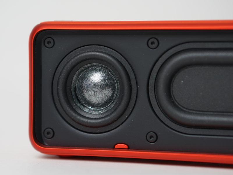 新開発の35cmハイレゾ対応フルレンジスピーカー