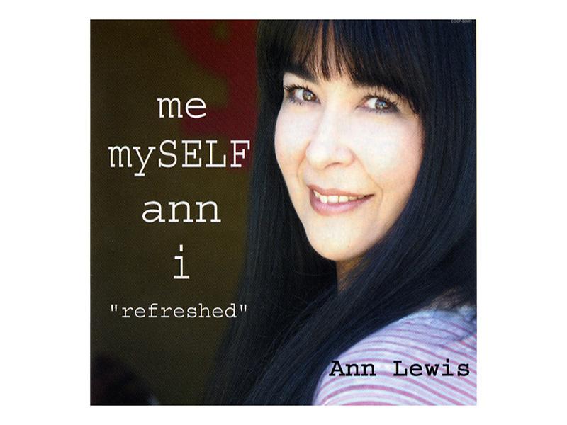 """アン・ルイス「me-mySELF-ann-i""""refreshed""""」"""