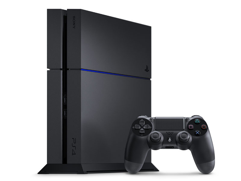 """PlayStation 4<br class=""""""""><span class=""""fnt-70"""">(C)2015 Sony Interactive Entertainment Inc. All rights reserved. Design and specifications are subject to change without notice.</span>"""