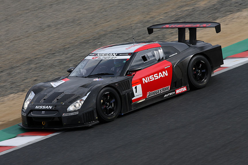 NISSAN GT-R GT500 2009