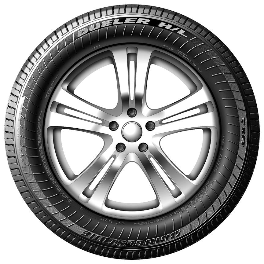 タイヤのサイドウォールにCOOLING FINを備えた第3世代ランフラットタイヤ