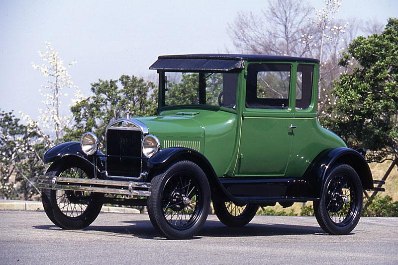 T型フォード クーペ 1927年式