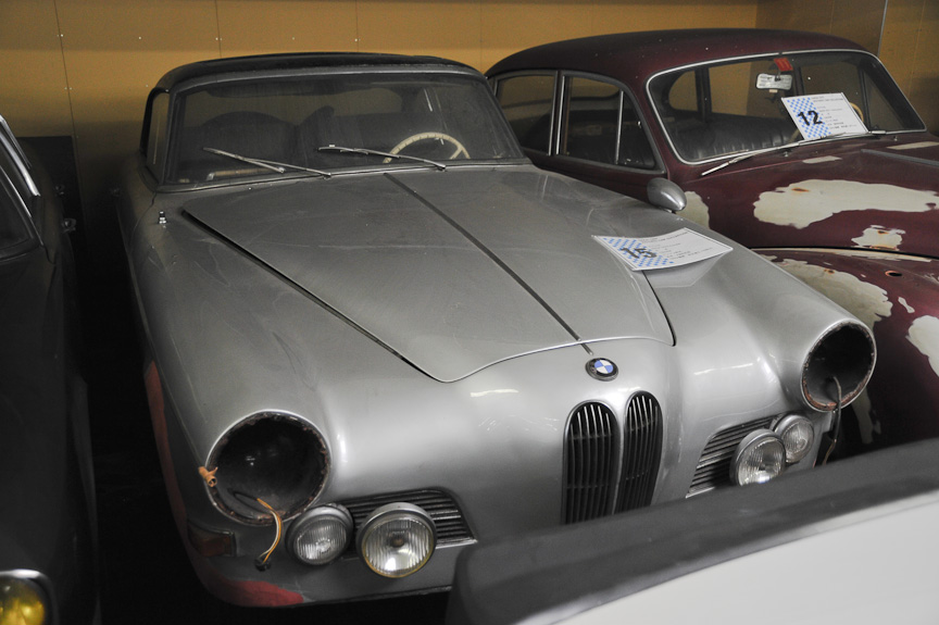 BMW 503 クーペ(1958年)