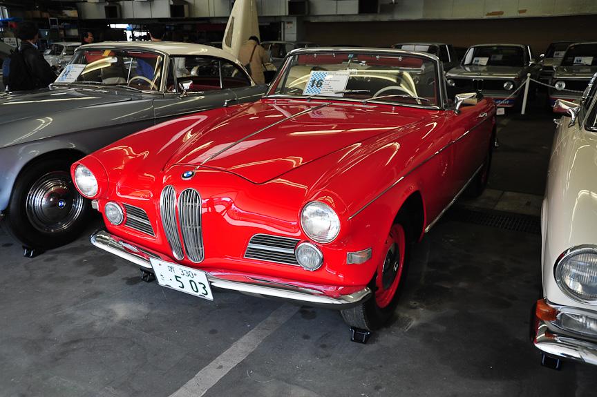 BMW 503 カブリオレ(1956年)